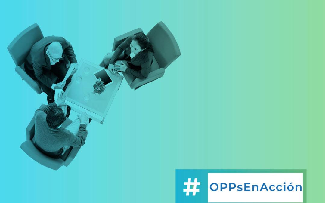 Os presentamos a los ponentes de #OPPsEnAcción